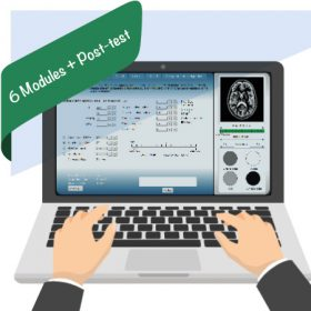 Virtual MRI Console Simulator E-learning