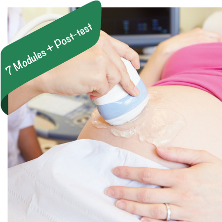 Obstetrical Ultrasound E-learning Course